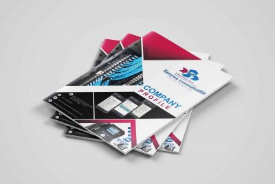 company profile design rustenburg