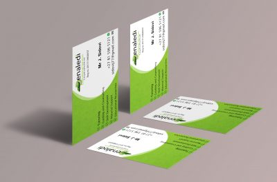 business card design capetown